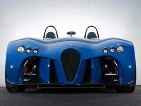 Ver foto 8 de Wiesmann Spyder Concept 2011