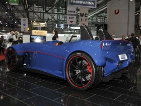 Ver foto 7 de Wiesmann Spyder Concept 2011