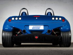 Ver foto 5 de Wiesmann Spyder Concept 2011