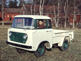 Ver foto 3 de Jeep Willys FC 150 1957
