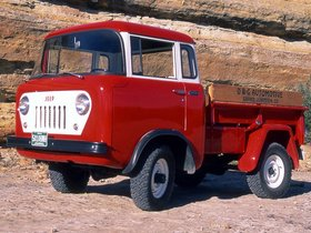 Ver foto 1 de Jeep Willys FC 150 1957