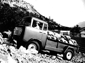 Ver foto 1 de Jeep Willys FC 170 1957