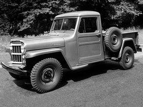 Ver foto 1 de Jeep Truck 1947