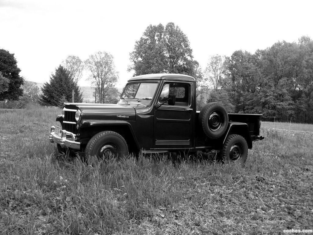 Foto 1 de Jeep Truck 1947