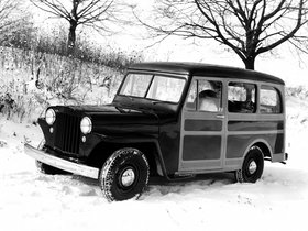 Ver foto 2 de Jeep Wagon 1946