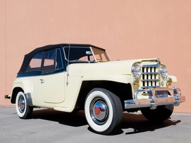 Ver foto 1 de Jeep Willys Jeepster 1948