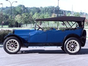 Ver foto 3 de Willys Knight Touring 1917
