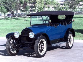 Ver foto 1 de Willys Knight Touring 1917