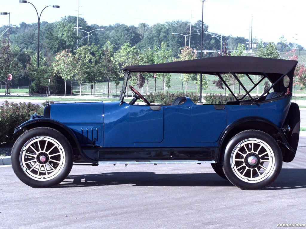 Foto 2 de Willys Knight Touring 1917
