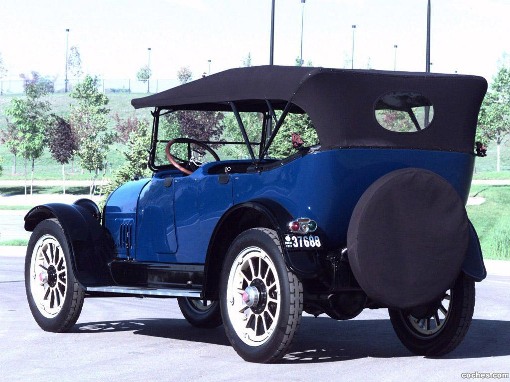 Foto 1 de Willys Knight Touring 1917