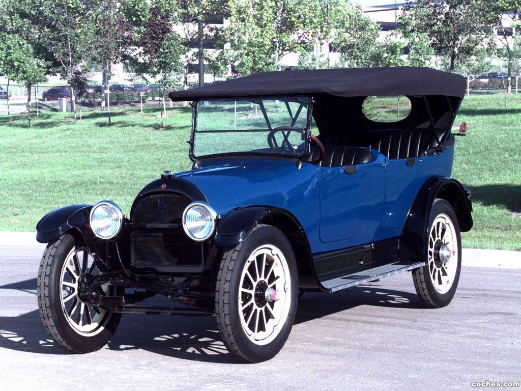 Foto 0 de Willys Knight Touring 1917