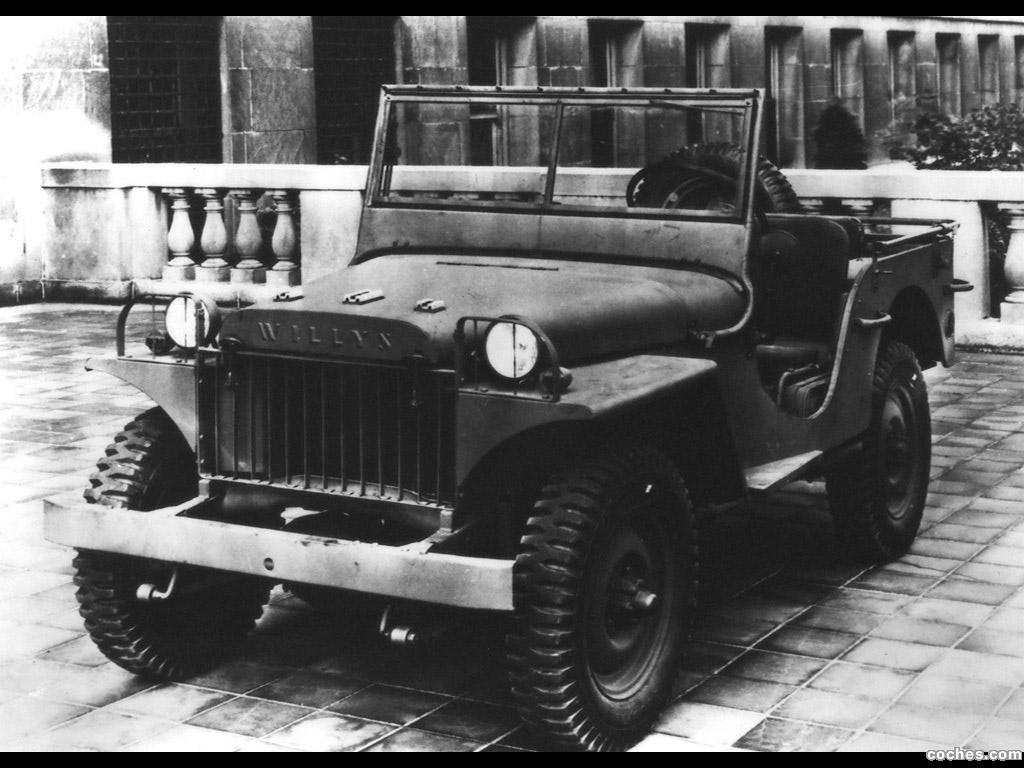 Foto 0 de Willys MA 1941