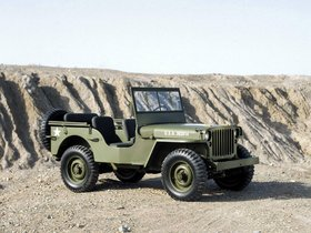 Ver foto 5 de Jeep Willys MB 1942