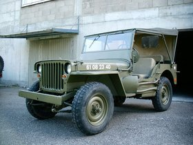 Ver foto 4 de Jeep Willys MB 1942