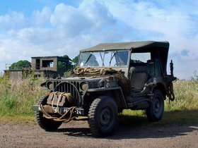 Ver foto 2 de Jeep Willys MB 1942