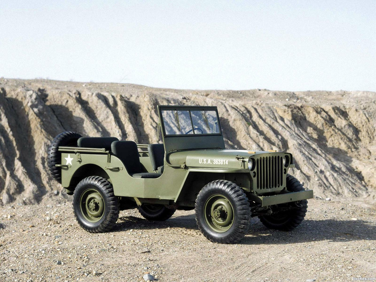 Foto 4 de Jeep Willys MB 1942