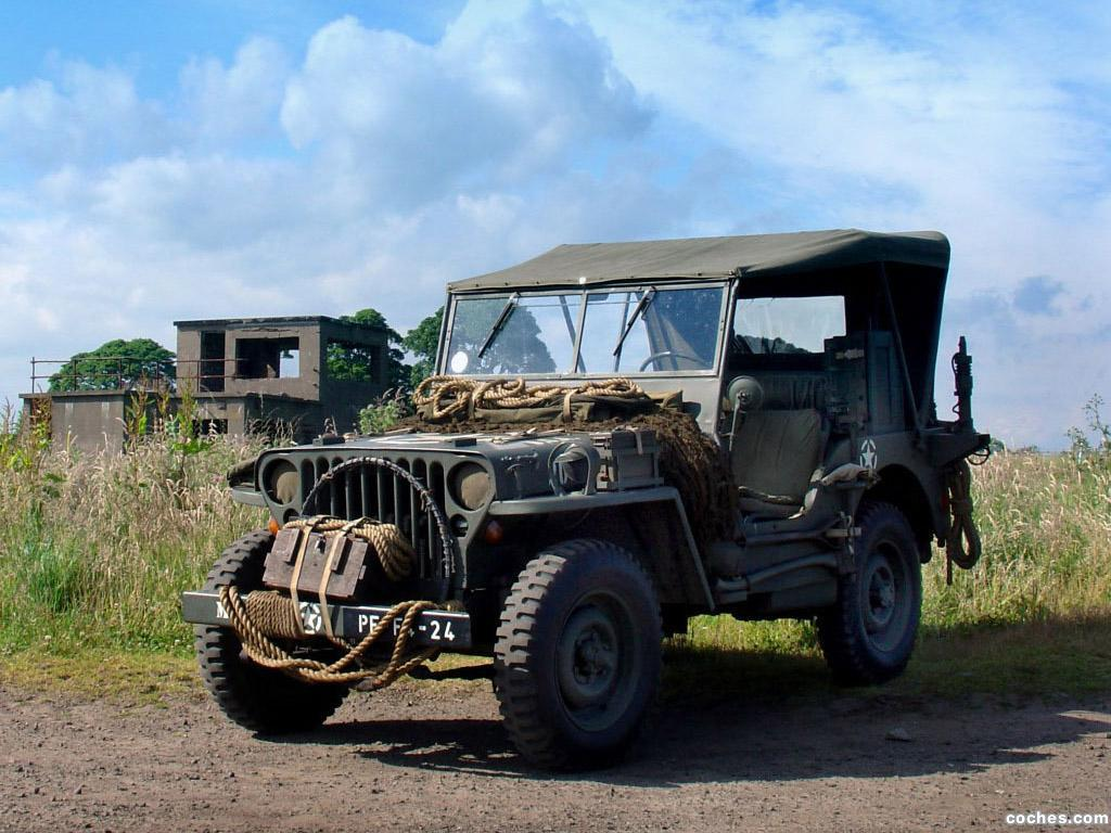 Foto 1 de Jeep Willys MB 1942