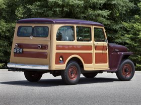 Ver foto 2 de Willys Jeep Station Wagon 1949
