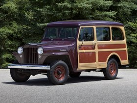 Ver foto 1 de Willys Jeep Station Wagon 1949
