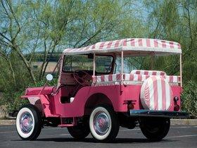 Ver foto 2 de Willys Surrey 1961