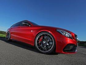 Ver foto 11 de Mercedes Wimmer RS AMG C63 S Estate S205 2015