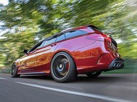 Ver foto 7 de Mercedes Wimmer RS AMG C63 S Estate S205 2015
