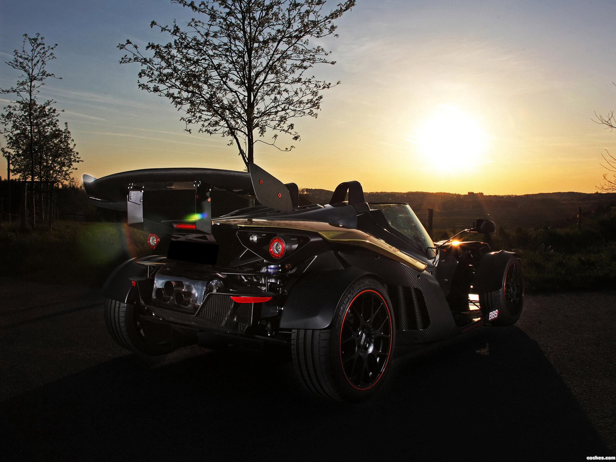 Foto 2 de Wimmer RS KTM X-BOW Gold Edition 2015