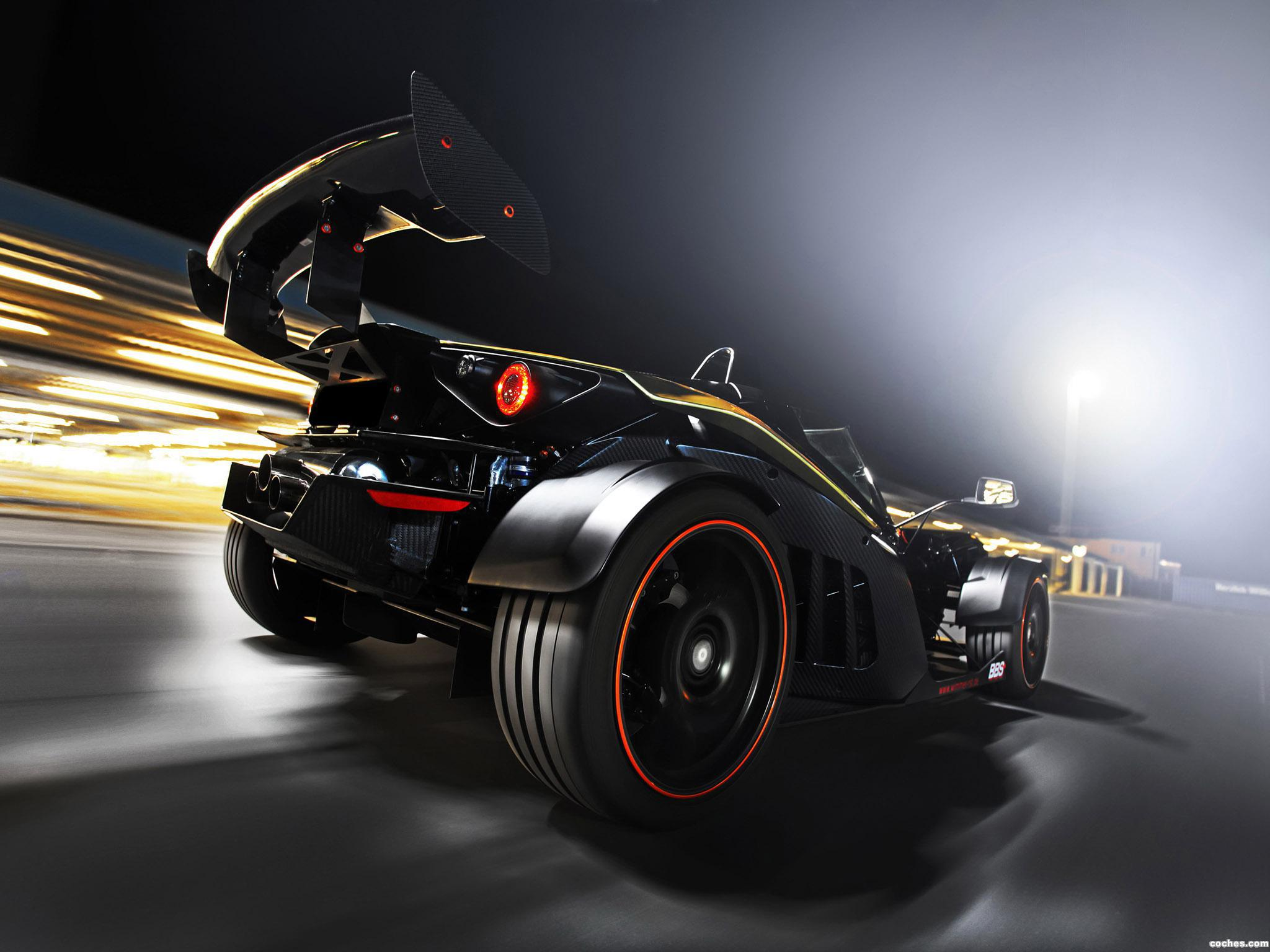 Foto 1 de Wimmer RS KTM X-BOW Gold Edition 2015