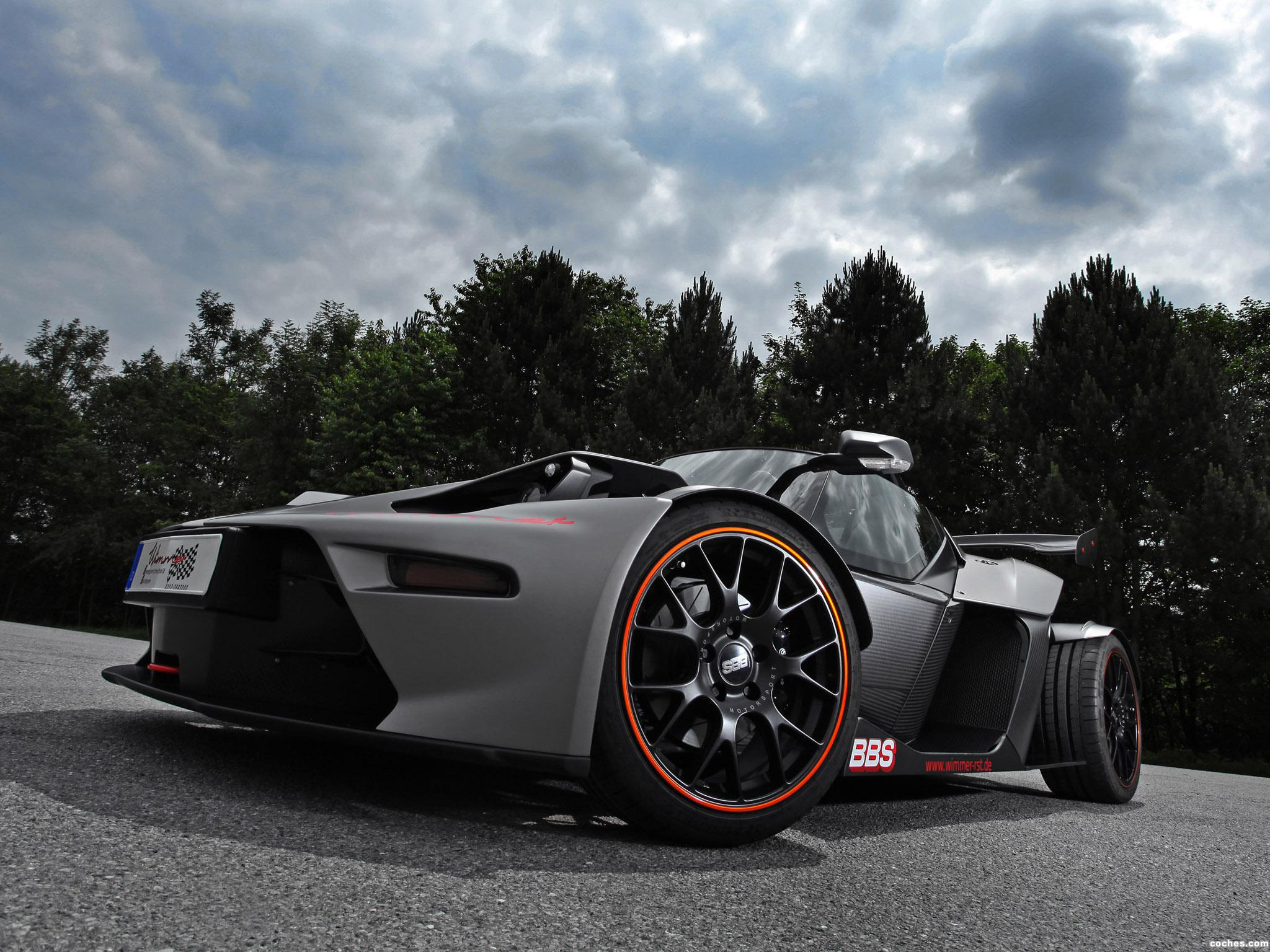 Foto 10 de KTM Wimmer RS X-Bow Armada Inferno 2014