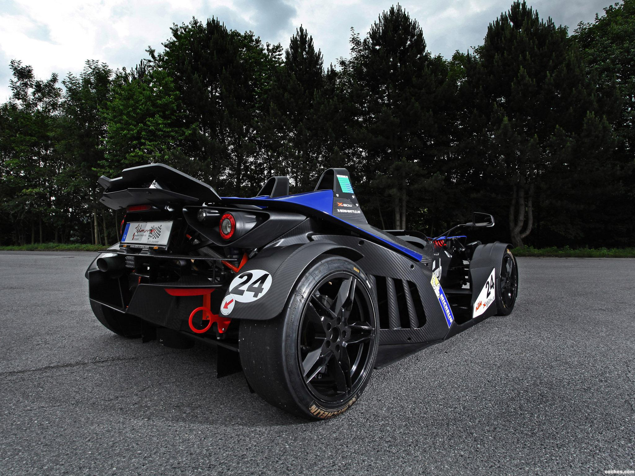 Foto 5 de KTM Wimmer RS X-Bow Armada Inferno 2014