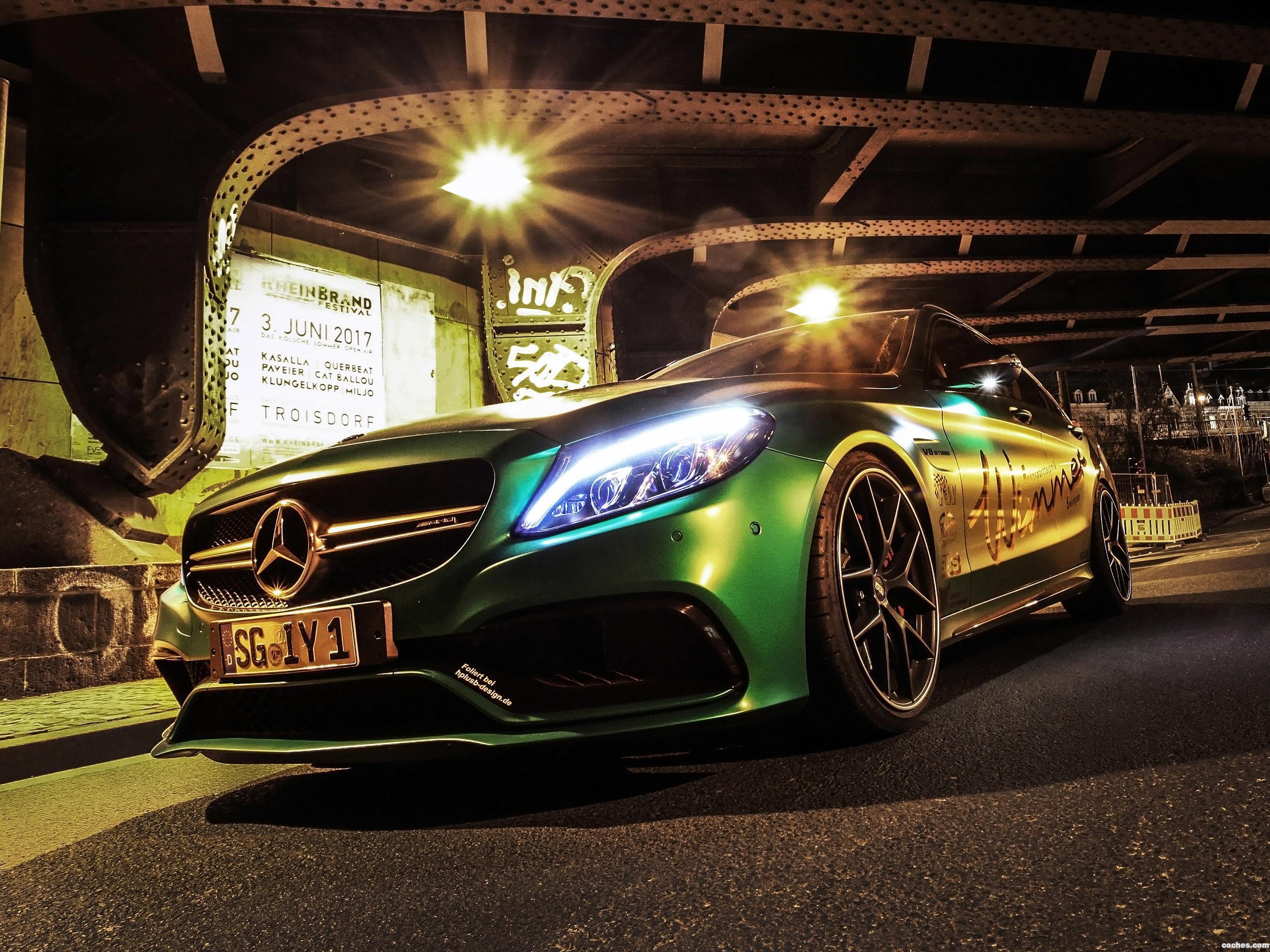 Foto 0 de Vimmer RS Mercedes-AMG C63 S Estate RST S205 2017
