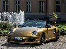 Ver foto 6 de Porsche Wimmer RS 911 Turbo Cabriolet 997 2016