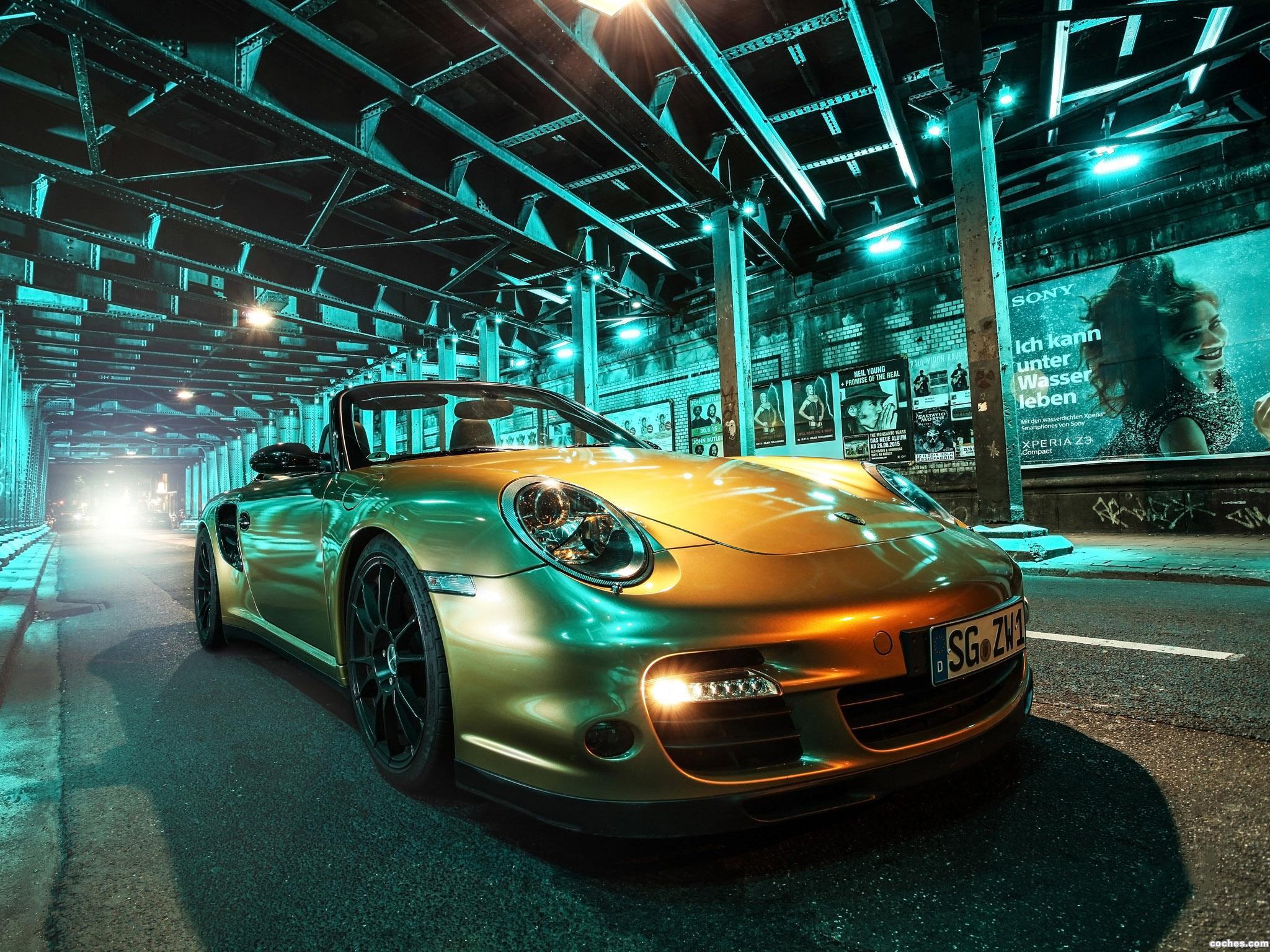 Foto 0 de Porsche Wimmer RS 911 Turbo Cabriolet 997 2016