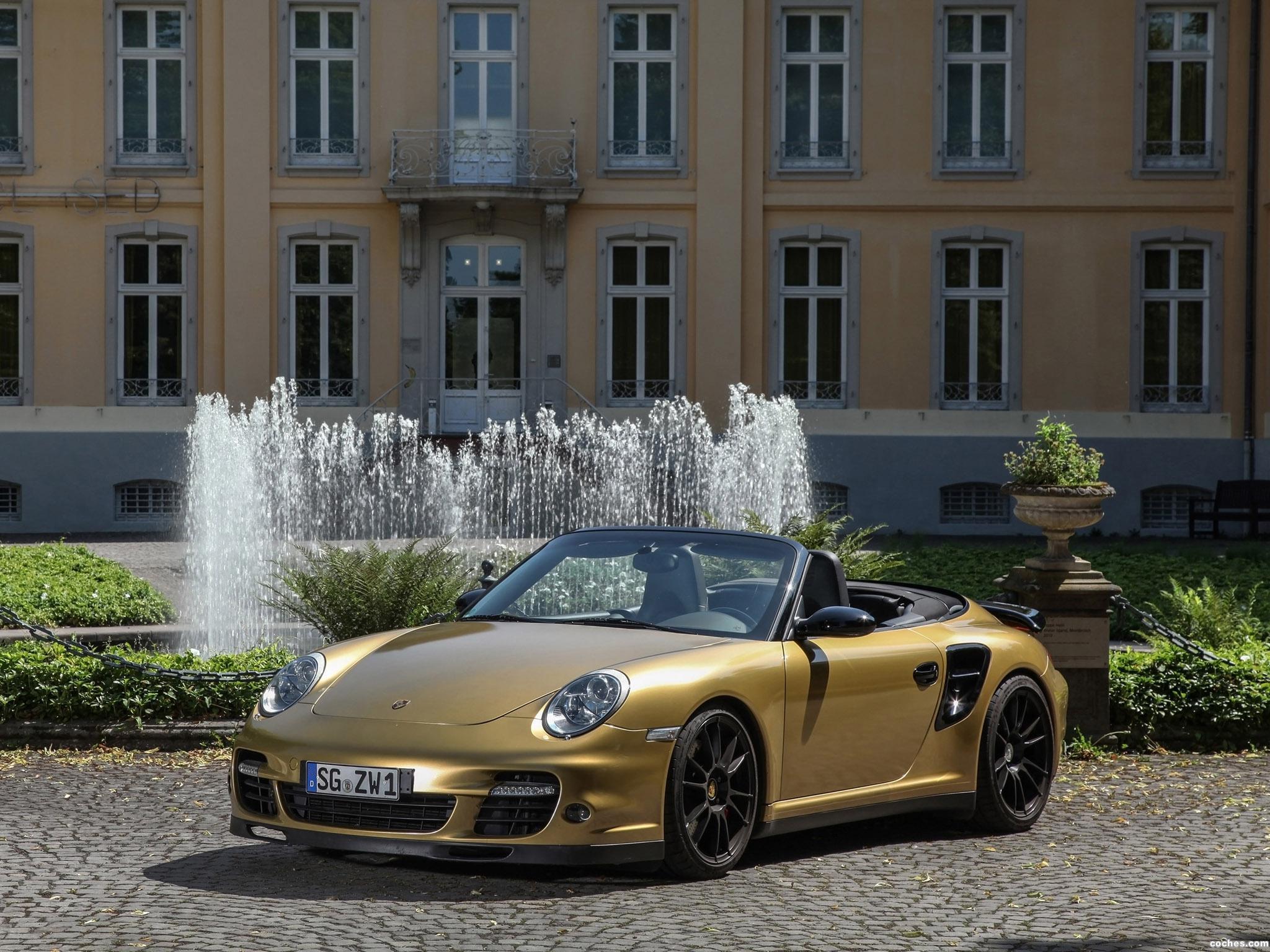 Foto 8 de Porsche Wimmer RS 911 Turbo Cabriolet 997 2016