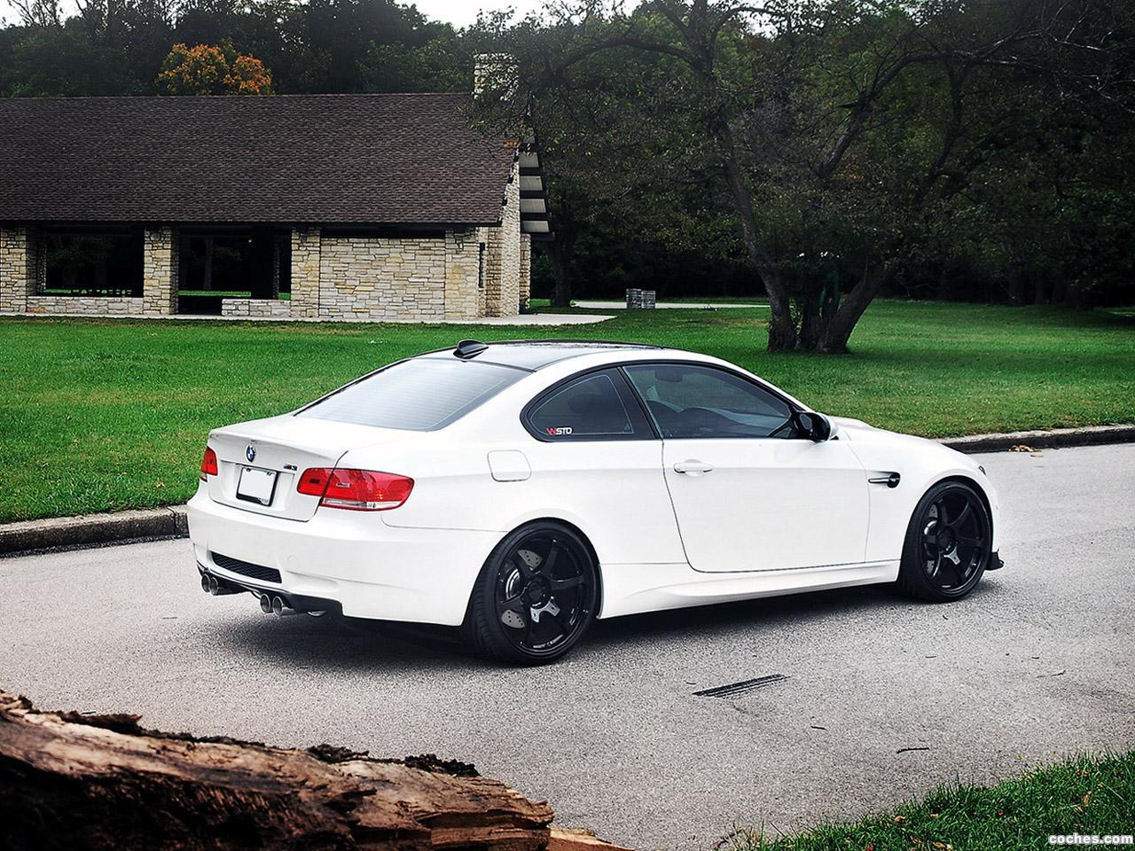 Foto 16 de BMW WSTO Serie 3 M3 Coupe E92 2010