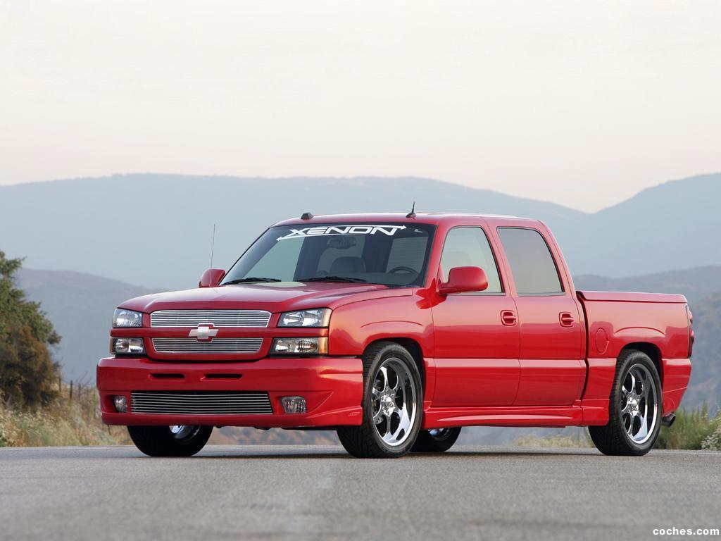 Foto 0 de Xenon Chevrolet Avalanche 2002