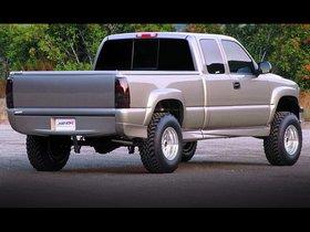 Ver foto 2 de Xenon Chevrolet Silverado Extended Cab 1999