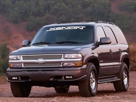Ver foto 1 de Xenon Chevrolet Tahoe 5 puertas GMT840 2000