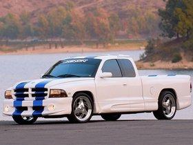 Ver foto 1 de Dodge Xenon Dakota 1997