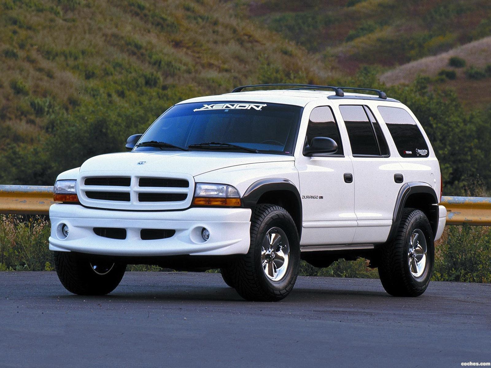 Foto 0 de Xenon Dodge Durango 1997