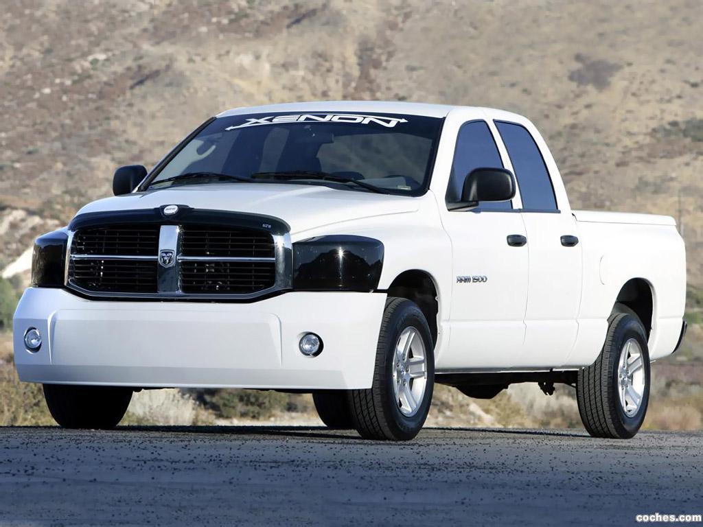 Foto 0 de Xenon Dodge Ram 1500 Quad Cab 2008
