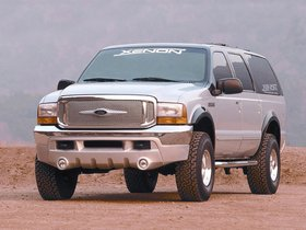 Ver foto 1 de Xenon Ford Excursion 1999