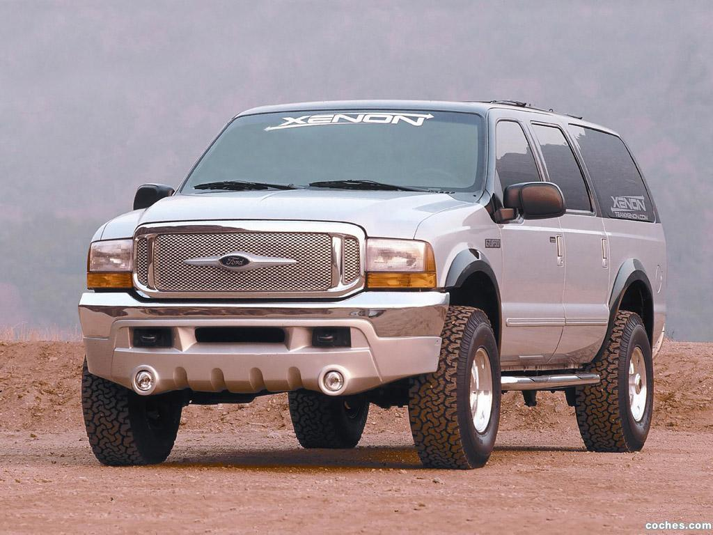 Foto 0 de Xenon Ford Excursion 1999