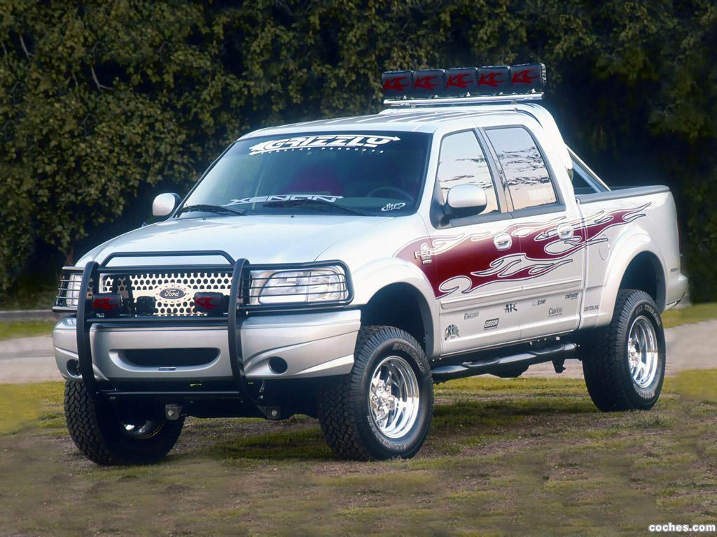 Foto 0 de Xenon Ford F-150 SuperCrew 1997