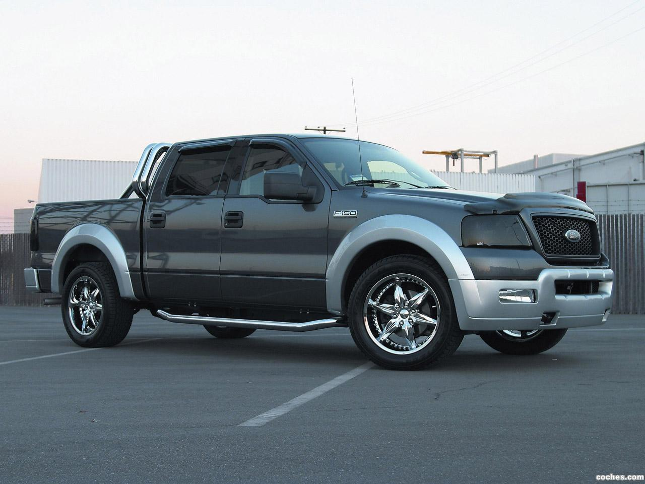 Foto 0 de Xenon Ford F-150 Supercrew 2004