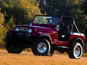 Fotos de Xenon Jeep CJ-5 Renegade 1970