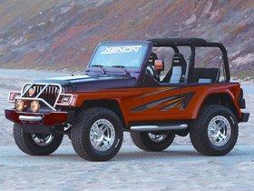 Ver foto 7 de Xenon Jeep Wrangler WW TJ 1997