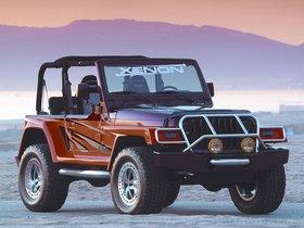 Ver foto 3 de Xenon Jeep Wrangler WW TJ 1997