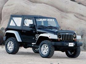 Ver foto 2 de Xenon Jeep Wrangler WW TJ 1997