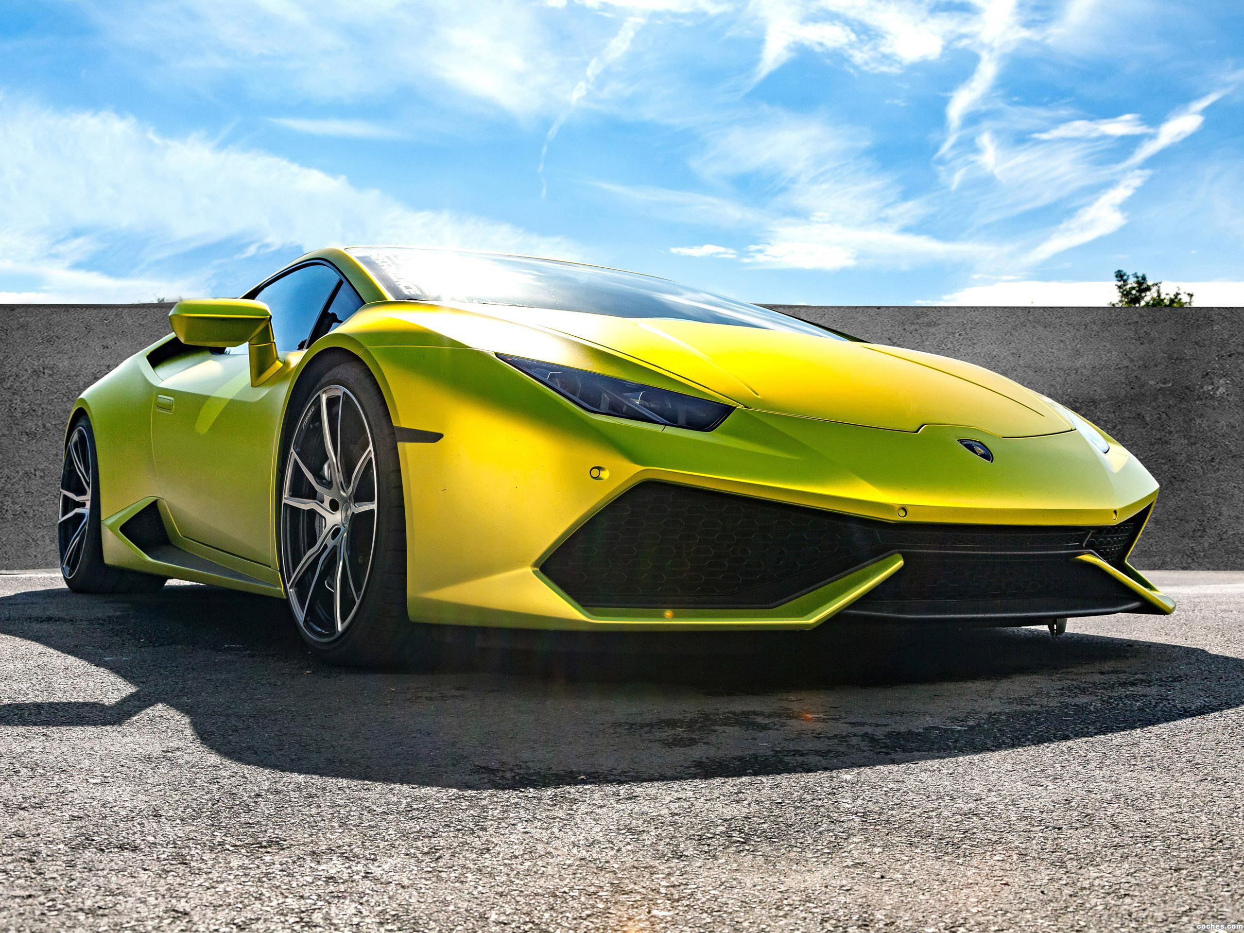 Foto 0 de xXx-performance Lamborghini Huracan 2015